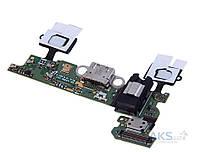 Шлейф для Samsung A300F Galaxy A3 / A300FU Galaxy A3 с разъемом зарядки и гарнитуры Rev 0.1 Original