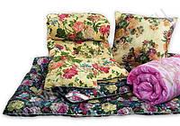 Полуторна теплу ковдру з овечої вовни Лері Макс різні кольори