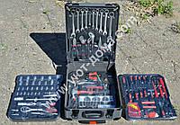 Набор инструментов Swiss Boss (Kraftroyal) chrome vanadium.