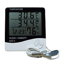 Часы HTC-2 + термометр