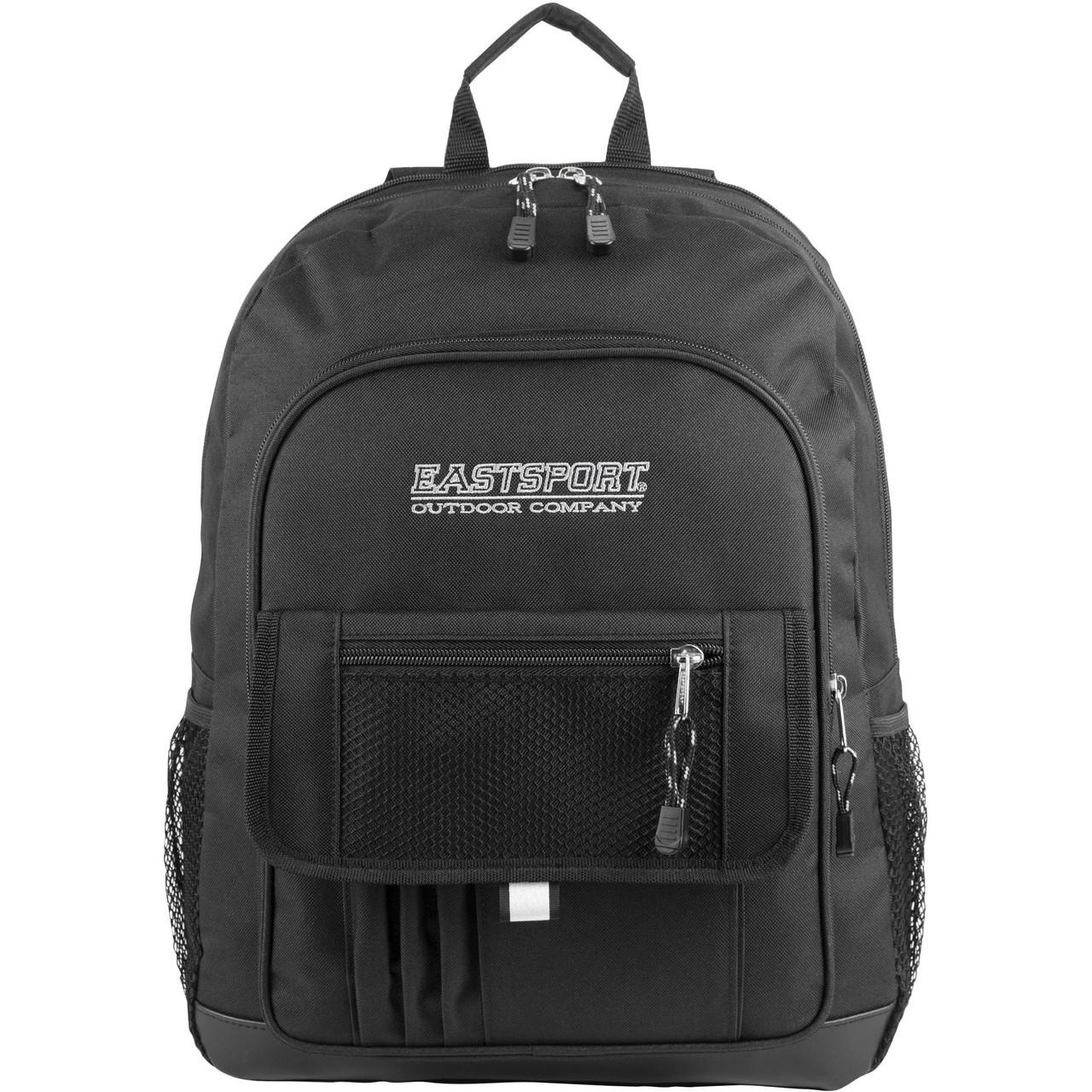 Рюкзак для ноутбука Eastsport Basic Tech Backpack Black