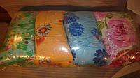 Полуторное одеяло Лери Макс наполнитель двойной силикон разные цвета