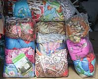 Двуспальное одеяло Лери Макс наполнитель двойной силикон - множество расцветок