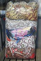 Двуспальное одеяло Лери Макс наполнитель двойной силикон разные расцветки