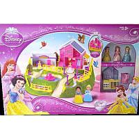 Игрушечный домик с куклами Дисней 3947-1