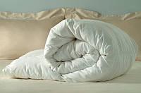 Ковдра Євро розмір з овечої вовни Лері Макс тканина чохла мікрофібра