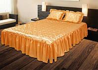"""Покривало з подушками на ліжко """"ТЕП"""" двоспальне"""