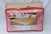 Покрывало с подушками на кровать ТЕП двуспальный размер - розовый окрас
