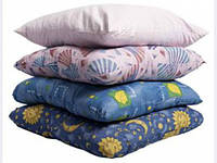 Подушка для сна синтепоновая 60х60 см.