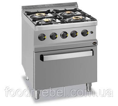 Газовая плита с духовкой Apach APRG-77FG