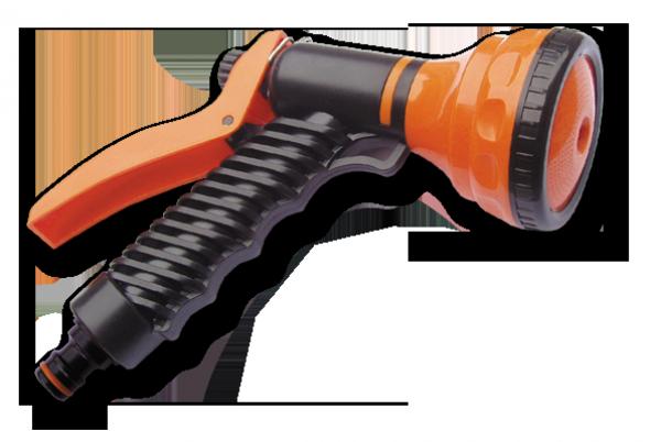 Пистолет Bradas ECO-4441 многофункциональный с плавным регулированием