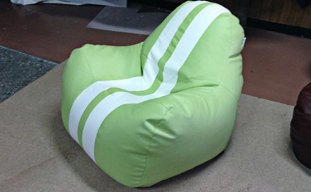 Бескаркасное кресло Феррари купить недорого Киев
