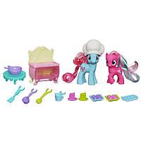 Набор My Little Pony  Миссис Кап Кейк и маленькая  пони