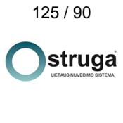 Водосточная система Struga 125/90
