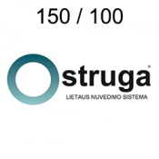 Водосточная система Struga 150/100