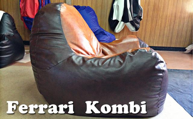 Бескаркасное кресло Феррари купить Киев