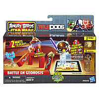 Игра Angry Birds Star Wars Telepods Battle on Geonosis
