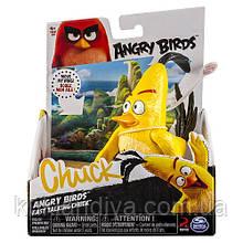 Angry Birds говорящий Чак