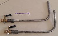 Отборное устройство давления угловое 1,6-70У (ЗК14-2-2-02)