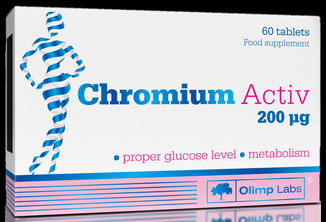 Olimp Chromium Activ 200 µg 60 tabs
