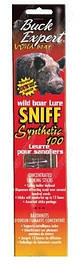 Приманка Buck Expert для охоты на кабана, запах самца, дымящиеся палочки