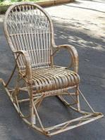 Краща крісло качалка плетені від виробника