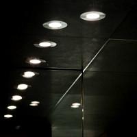 Светильники встраиваемые led