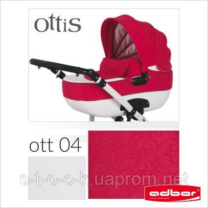 Детская коляска Adbor OTTIS 2 в1. Цвет Ott 004.