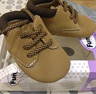Пинетки туфельки  для мальчика
