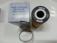 Фильтр масляный 662L (пр-во SsangYong) 6611803309