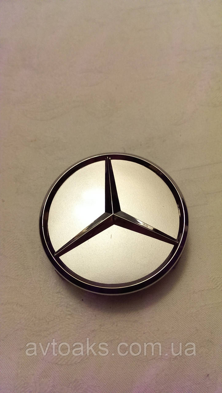 Колпачок Mercedes-Benz 75х70мм.