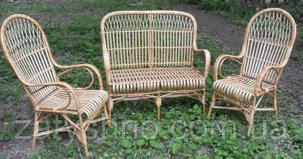 Мебель плетеная без стола