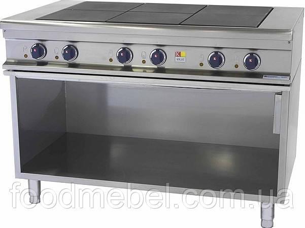 Плита электрическая Kogast ЕS-T67/P