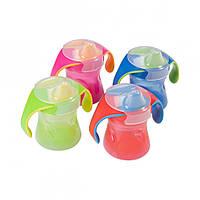 BABY-NOVA Чашка учебная с ручками