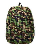 """Рюкзак """"Blok Half"""", цвет Camo (камуфляж зеленый), фото 1"""