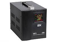 Cтабилизатор напряжения CHP1-0- 2кВА электронный переносной IEK