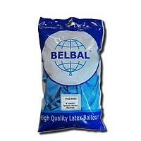 """Голубой пастель 12""""(30 см) Belbal (упаковка 50 шт)"""