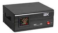 Cтабилизатор напряжения CHP1-1- 0,5кВА электронный стационарный IEK