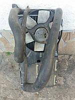 Радиатор охлаждения Ауди Б3 / Audi B3 (без вентилятора)