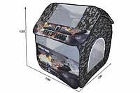 """Игровая палатка World of Tanks A999-207 """"Домик"""""""