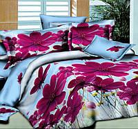 Постельное белье полуторный Луговые цветы