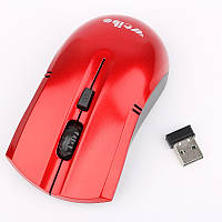 Мышка USB беспроводная RF 2818