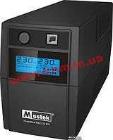 Источник бесперебойного питания Mustek 636 LCD (98-LIC-C0636)