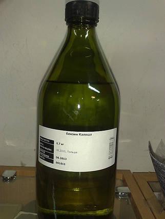Растворитель для клея Бензин (калоша), 0,7 кг. / 1л., фото 2
