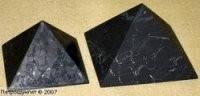 Шунгитовые пирамидки