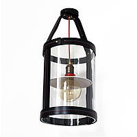 Светильник потолочный Loft Steampunk [ Overhead Cylinder ], фото 1
