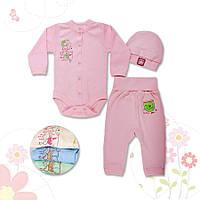 Комплект детский Фламинго
