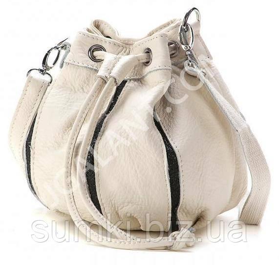 edb5cd0a3a9a Сумка мешок женская кожаная летняя - Интернет магазин сумок