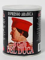 Кофе молотый Del Duca Espresso Arabica 250г ж/б