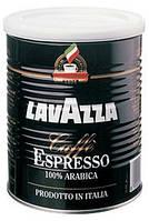 Кофе молотый Lavazza Cafe Espresso 100% Arabica 250г ж/б